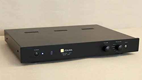 Jolida Audio - JD5T - Remote Control Unit with Tube Preamplifier in Black by JoLida