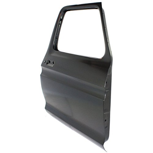 - Diften 120-A1717-X01 - New Door Shell Front Passenger Right Side Primered RH Hand Bronco FO1301102