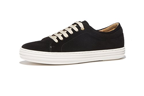 OPP OFFICIAL EU SHOP Fashion, Herren Skateboardschuhe 40, Schwarz - schwarz - Größe: 43 EU