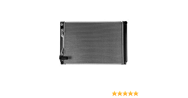 OEM Replacement Radiator ZFRDA643 Zirgo