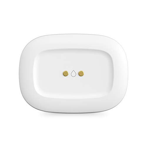 Samsung GP-U999SJVLCAA Smart Things Water Leak Sensor - Automate Lights & Siren For Alert - ZigBee | Accessory to Smart Things Hub White ()