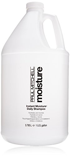 Paul Mitchell Instant Moisture Daily Shampoo, 128 Ounce