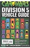 Car Wars Division 5 Vehicle Gd, EDS Staff, 1556346166