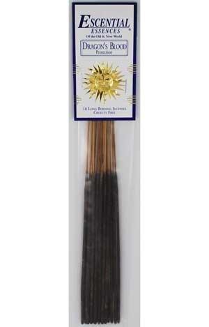 - Dragon's Blood Escential Essences Incense Sticks