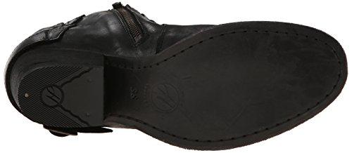 Calf Boots Encke Ankle Women's Black Coal Hudson SIvq5w