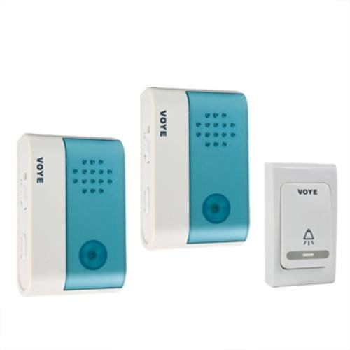 Flexzion Wireless DoorBell Cordless Adjustable