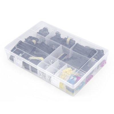 MonkeyJack 2Pieces 12V 2 Pin Auto Car Truck Blinker Adjustable LED Flasher Relay Turn Signal