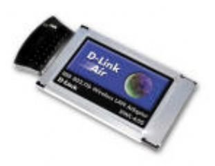 DLINK AIR DWL650 DRIVERS