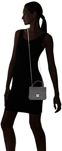 Furla Candy Sugar Mini Crossbody - Bolsos bandolera Mujer Gris (Nebbia)