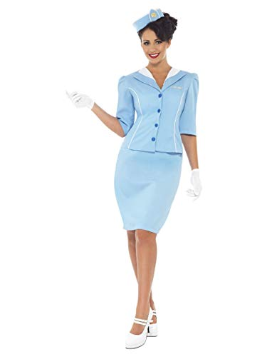 (Smiffys Air Hostess Costume)
