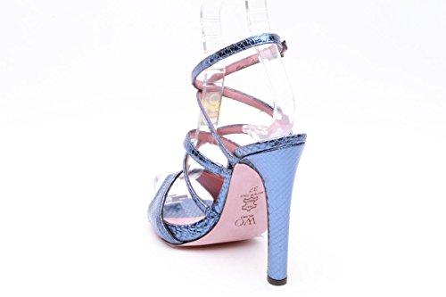 Wo milano sandalo estivo blu