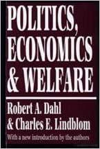 Book Politics, Economics and Welfare