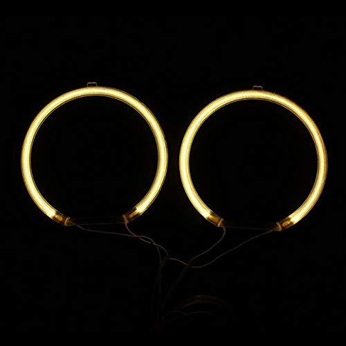 Anillos de luz LED para faros delanteros de coche de 12 V para BMW X5 E46 E87 Series (color para BMW X5)