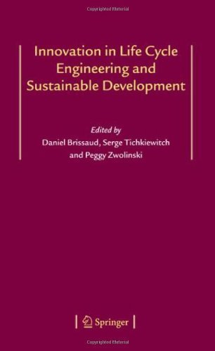 Innovation in Life Cycle Engineering and Sustainable Development Pdf