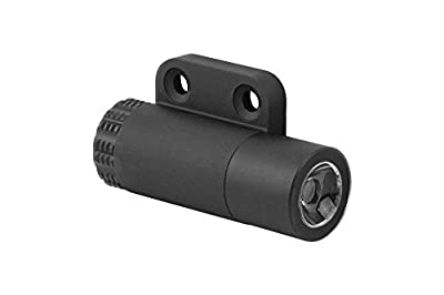 Monstrum Tactical 100 Lumens Flashlight with Keymod Adaptor Base and Remote Pressure Switch