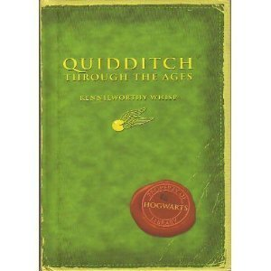 Quidditch Through the Ages 0439295025 Book Cover