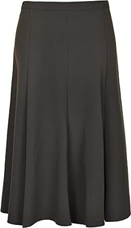 Soffe Army PT Lined Nylon Short Black