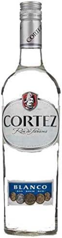 Ron Cortez Blanco Rum, 70 cl: Amazon.es: Alimentación y bebidas