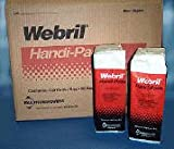 Webril Pads, 4'' X 4'', 100 per Package, 20 Packages per Case