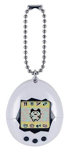 Tamagotchi Electronic Game, White/Black