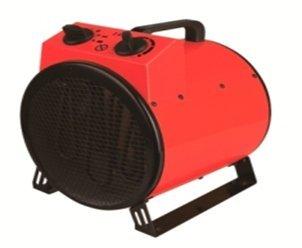 Calefactor Eléctrico Cañon de Aire Caliente