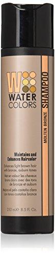 TRESSA WaterColors Molten Bronze Shampoo 8.5 oz