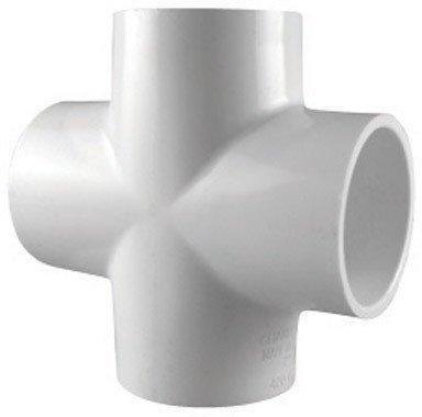 "CROSS SCH40 PVC 3/4""SLIP by CHARLOTTE MfrPartNo PVC 02410..."