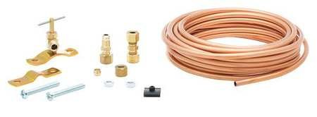 Water Connector Kit Copper Compression