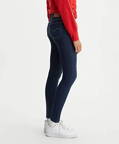 Indigo Bleu Jeans Femme Levis Novelty 710 FSTnO1f
