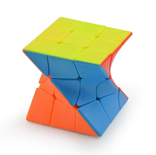 Amazon.com: LeFun Distortion Cubo mágico de 2.4 in, 1.2 x ...