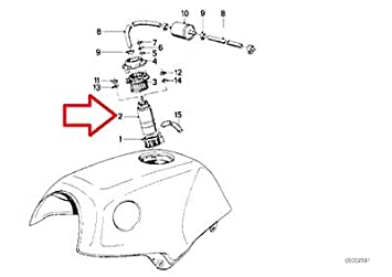 Amazon.com: BMW Genuine FUEL PUMP/FUEL FILTER FUEL PUMP for ... on