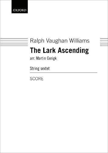 The Lark Ascending: Score for string sextet arrangement pdf