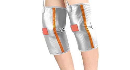 Electro Thermal Heating Knee Cap Warm Shake The Old Leg Physiotherapy Instrument For Joint Massager For Old People Hot Massage