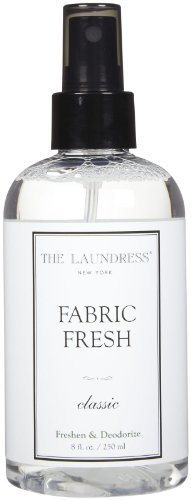 (The Laundress Fabric Fresh, Classic, 8-Ounce Bottle (Pack of 2) by The Laundress)
