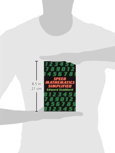 Speed Mathematics Simplified Edward Stoddard Ebook