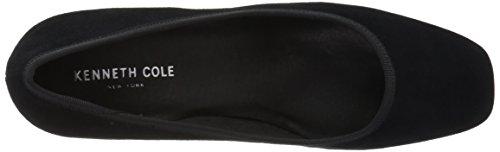 New Black Low Women's Heel Pump Square Dress Eryn Cole Suede York Toe Kenneth 6RqxwZ457