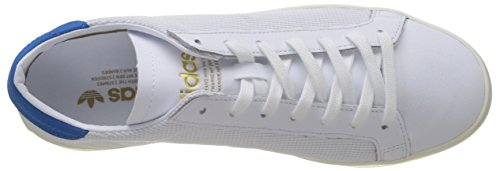buy cheap ebay free shipping geniue stockist adidas Men's Courtvantage Trainers White (Footwear White/Footwear White/Bright Blue) sale geniue stockist outlet big discount discount excellent eW7Uze9