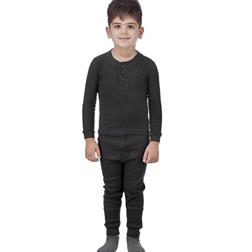 Artic Pole Zero Degree Boys Thermal Underwear Set Buttons – DiZiSports Store
