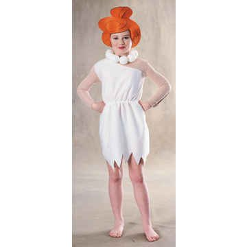 [Wilma Flintstone Costume - Medium] (Wilma Costume)