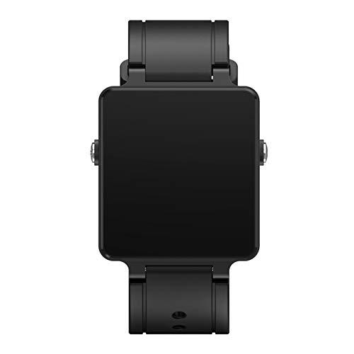 Elviray Smart Watch Wrist Band Soft Silicone Watch Strap Replacement for Garmin Vivoactive Bracelet Wristband