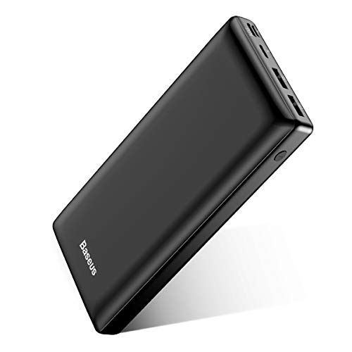 Baseus Bateria Externa para Movil 30000mAh,PowerBank,Power Bank Bateria Portatil Movil USB C Carga rapida para iPhone 11…