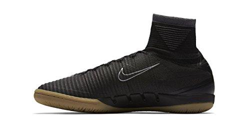 Nike Mens Mercurialx Proximo Ii Indoor Nero / Nero / Gum Taglia 9