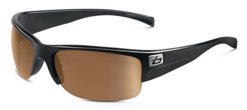 Bolle Zander Sunglasses (Photo V3 Golf, Shiny Black)