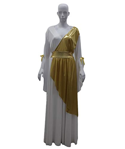 HalloweenPartyOnline Adult Women's Greek Goddness Costume -
