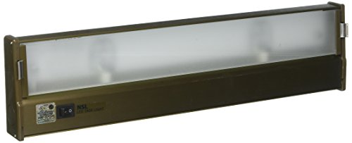 - National Specialty LTL-2-HW/BZ LED Under Cabinet Light