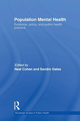 Population mental health (Routledge Studies in Public Health)