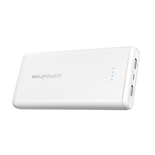 RAVPower Portable Chargers 20000mAh Battery