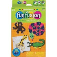 Perler Gift Box Fuse Bead Kit - Jungle Safari