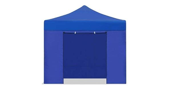 SG Carpa Plegable 2x2 Resistente al Agua Eco. Color Azul Ref ...