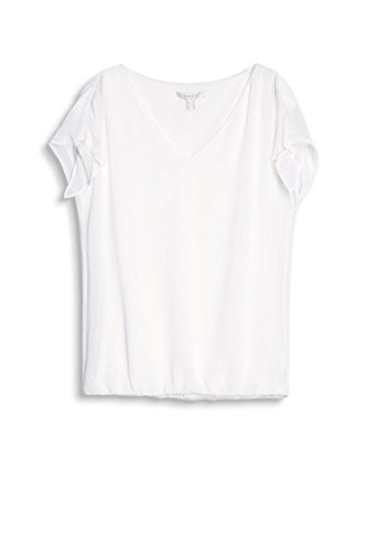 Bianco White ESPRIT Camicia Off Donna UwEwI